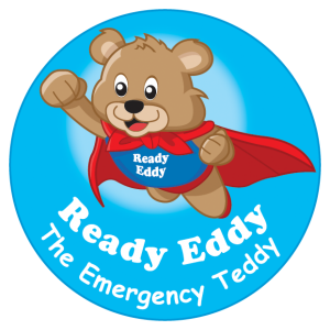 Ready Eddy the Emergency Teddy