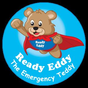 Ready Eddy the Emergency Teddy